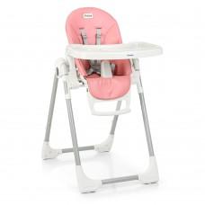 Детский стульчик для кормления El Camino ME 1038 PRIME Flamingo, розовый