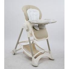 Детский стульчик для кормления El Camino ME 1066 Oscar Beige, бежевый