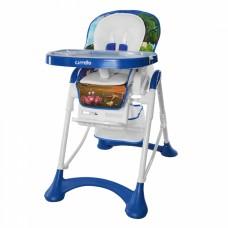 Детский стульчик для кормления Carrello CRL-10001 Chef Blue, сине-белый