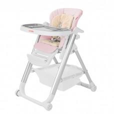 Детский стульчик для кормления Carrello Concord CRL-7402 Salmon Pink, розовый