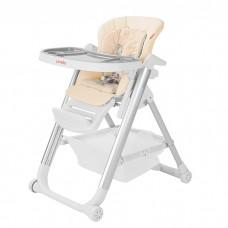 Детский стульчик для кормления Carrello Concord CRL-7402 Sand Beige, бежевый