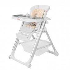 Детский стульчик для кормления Carrello Concord CRL-7402 Shadow Gray, серый