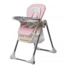 Детский стульчик для кормления Carrello CRL-9502/1 Toffee Candy Pink, розовый