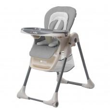 Детский стульчик для кормления Carrello CRL-9502/1 Toffee Cloud Grey, серый