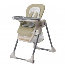 Детский стульчик для кормления Carrello CRL-9502/1 Toffee Cream Beige, бежевый