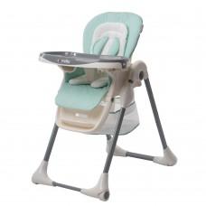 Детский стульчик для кормления Carrello CRL-9502/1 Toffee Sky Blue, голубой