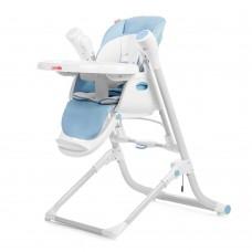 Детский стульчик-люлька для кормления Carrello Triumph CRL-10302/1 Angelic Blue, голубой