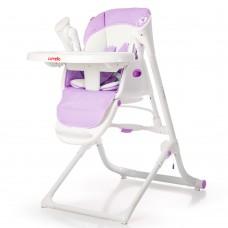 Детский стульчик-люлька для кормления Carrello Triumph CRL-10302 Lilac Purple, фиолетовый