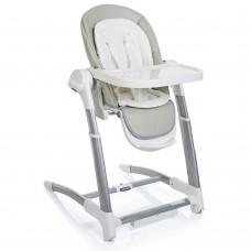 Детский стульчик-люлька для кормления Bambi SG116-11, серый
