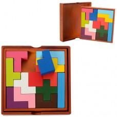 Деревянная игрушка Городок M00781