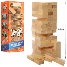 Деревянная игрушка Игра MD 1274 башня, 54дет
