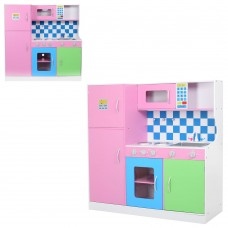 Деревянная игрушка Кухня MD 1208 плита