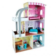 Домик MD 2097 3этажа, мебель