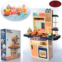 Детская кухня 889-155 Home Kitchen, вода, свет, звук, 65 предметов