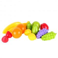 Игрушка Набор фруктов ТехноК ,16.5 х 16.5 х 14.5 см, арт. 5521