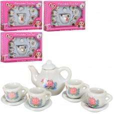 Посуда 628-13-4-5-6 фарфор, чайный сервиз на 4 персоны