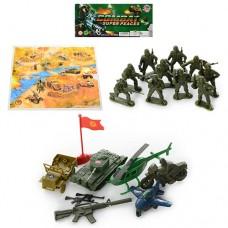 Комбат 6655 военная техника, солдаты, игр.полеке