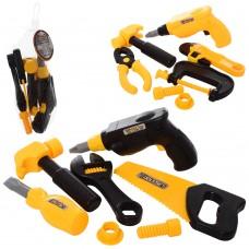 Набор инструментов 239-2B-3B дрель, ключ, молоток, 2видаке
