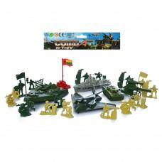 Солдаты в наборах 933-N11 комбат, военная техника, солдатикике
