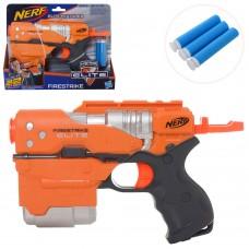 Пистолет 11211 23см, пули-присоски 3шт