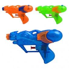 Водяной пистолет M 0869 UR размер маленький, 15, 5см, 3цвета
