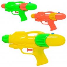 Водяной пистолет M 5899 размер маленький, 19см, 3цветаке