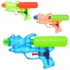 Водяной пистолет M 5932 размер маленький, 17см, 3цветаке