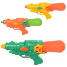Водяной пистолет M 5936 размер маленький, 25, 5см, 3цветаке