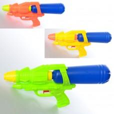 Водяной пистолет MR 0290 размер средний, 26см, 3цветаке