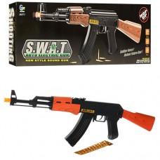 Автомат AK 47-1 муз, свет