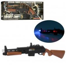 Ружье 801A-2 56см, звук, свет, вибро