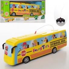 Автобус 789-63 на радиоуправлении, батарейки