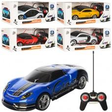 Машина 3700-61-2-3-4G на радиоуправлении, 1:18, 24см, 3Dсветнебьющ.корп, рез.кол, 4вид, на батарейках