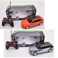 Машина 656-13-14 на радиоуправлении, 1:16, 24, 5см, резин.колеса, 2цв