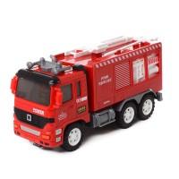 Машина 998-43ADFE2 на радиоуправлении, 19см, зв, св, 4в самосв, экскават, пожарн, мусоровоз, бат, кор