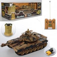 Набор игровой танковый бой 99861-62 радиоуправлении, аккумулятор