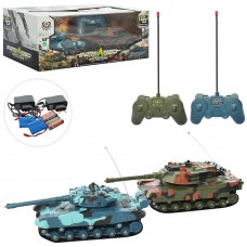 Набор игровой танковый бой 333-TK11 на радиоуправлении, аккумулятор