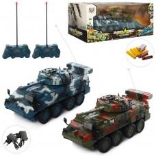 Набор игровой танковый бой 333-ZJ11 на радиоуправлении, аккумулятор