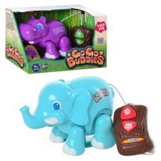 Животное 13421-2 ду, 2 вида слон, бегемот, звук