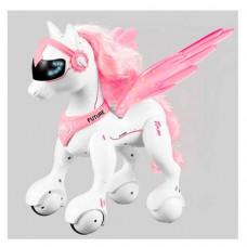 Животное A009 на радиоуправлении, лошадь, 28см, аккумулятор муз, св, ездит, танцует, програм, USBзар