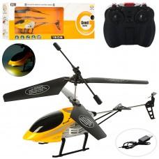 Вертолет 1308 на радиоуправлении, аккумулятор 22, 5см, свет, гироскоп