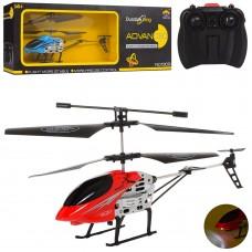 Вертолет 1309AB на радиоуправлении, аккумулятор 22, 5см, свет, гироскоп, 3канала, 2цв