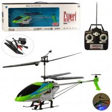 Вертолет BF-123 на радиоуправлении, аккумулятор 46см, 3, 5канала, запасные лопасти, свет