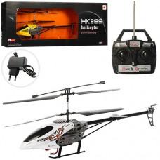 Вертолет HK289 на радиоуправлении, аккумулятор гироскоп, 50см, свет, 2 цвета