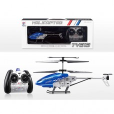 Вертолет TY913 на радиоуправлении, аккумулятор 25см, свет, гироскоп, 3, 5канала, 2цв