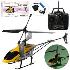Вертолет X990 на радиоуправлении, аккумулятор 65см, свет, 3, 5 канала