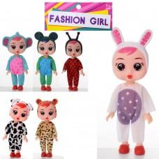 Кукла 201-8 CB, 16см, 6видовке