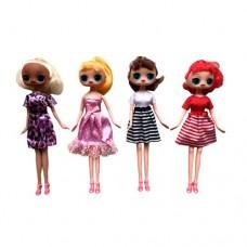 Кукла 687 LOL, 23 см