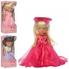 Кукла M 3871 UA 32см, муз-укр.песня, 3вида, бат таб
