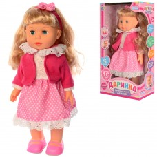 Кукла M 3882-2 UA Даринка, 41см, муз-зв укр, песня, ходит, на батарейках